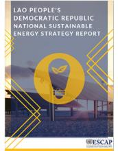 P10 National Assessment Sustainable Energy Lao Cover